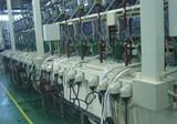 回轮式电渡线